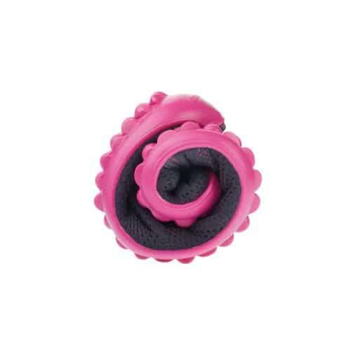 aktiv antraciet met pink zool
